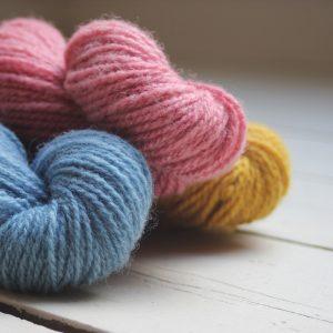 Shilasdair Yarn - Coara Yarn colours 2